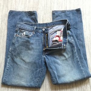Lucky Brand bootcut jeans size 32